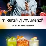 Lidl Mixeaza si savureaza Idei pentru super cocktailuri