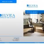 Elvila mobila de birou 2013