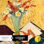 GoldArt licitatie de arta 5 Iunie