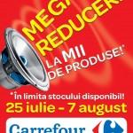 Carrefour Hipermarket oferta 25.07-07.08.2013