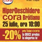 Cora special Constanta Bratianu 2013