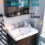 Ikea oferta Totul pentru o baie de vis 2013
