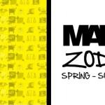 Manas Colectia Zodiac 2013