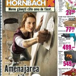 Hornbach 23 Septembrie – 06 Octombrie 2013