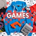 Cropp Town colectia Games 2013