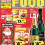 Selgros oferta Food 11 – 31 Decembrie 2013