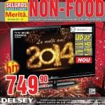 Selgros oferte Non-Food 11 – 31 Decembrie 2013