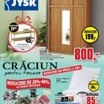 Catalog Jysk oferta 05 – 18 Decembrie 2013