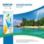 Eximtur Vacante cu Destinatii Exotice 2014