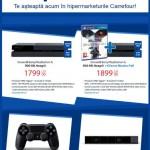 Carrefour oferta PlayStation 4 28.01 – 04.02.2014