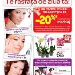 Carrefour Ziua Femeii 2014