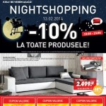 Kika Night Shopping 10-23 Februarie 2014