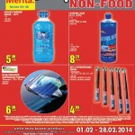 Selgros Pret Mic Non-Food 01.02 – 28.02.2014