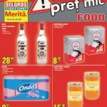 Selgros Pret Mic Food 01.02 – 28.02.2014