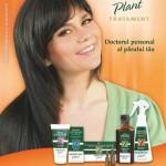 Gerovital Plant Tratament pentru Par