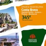 Senior Voyage vacante Spania – Barcelona