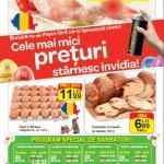 Carrefour 15 – 23 Aprilie 2014 + Program de Paste