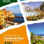 Senior Voyage vacante Franta – Italia