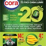 Cora oferta 09-15 Aprilie 2014