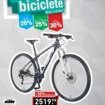 Hervis Sports Reduceri Biciclete 08-11 Mai 2014
