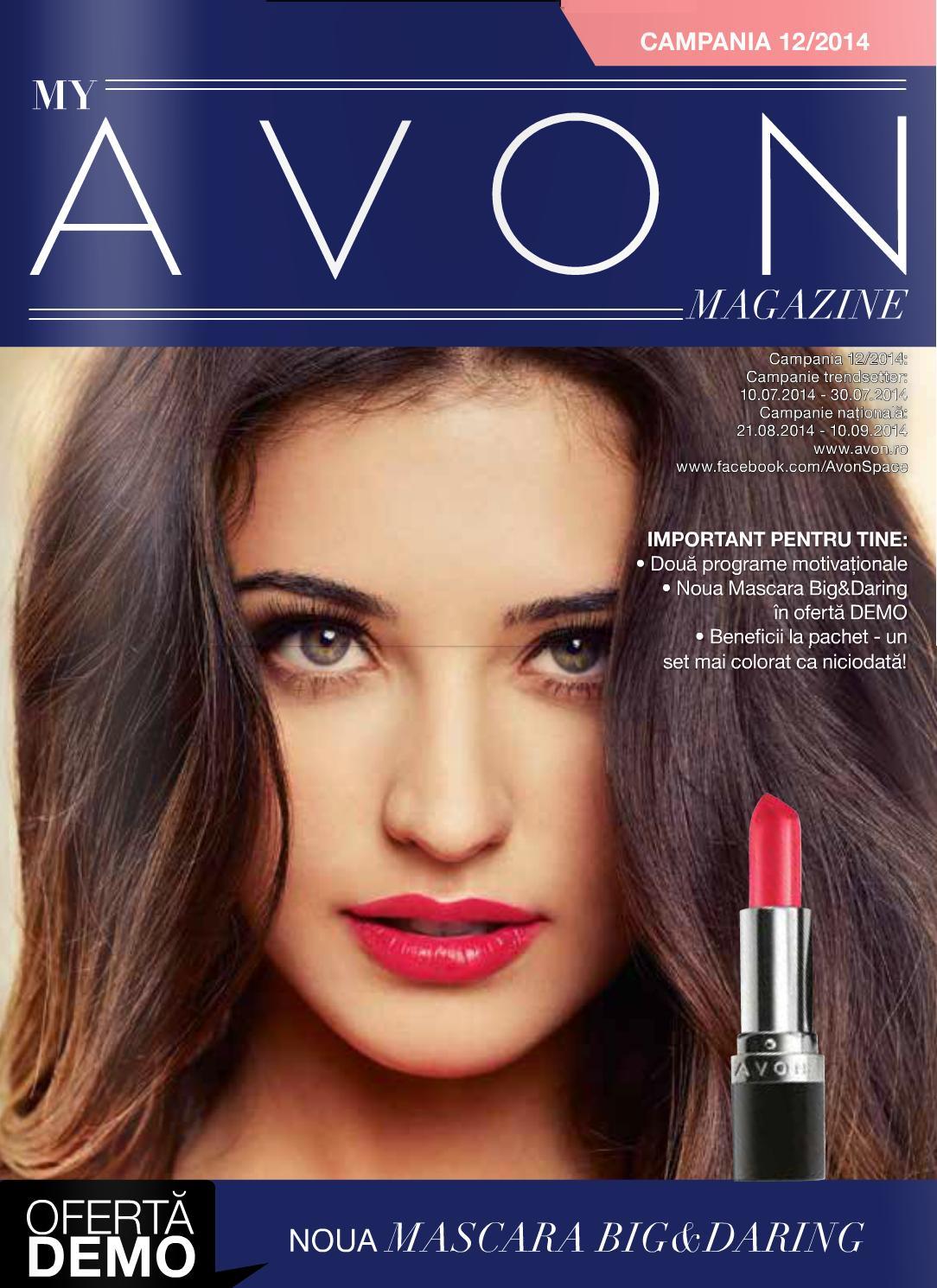 avon magazine