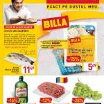 Billa 31 Iulie – 06 August 2014