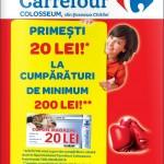 Carrefour Coloseum 31 Iulie – 06 August 2014