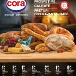 Cora Produse Proaspete 27 August – 02 Septembrie 2014