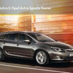 Opel Astra & Opel Astra Sports Tourer