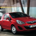 Opel Corsavan