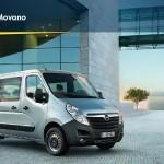 Opel Movano Microbuze