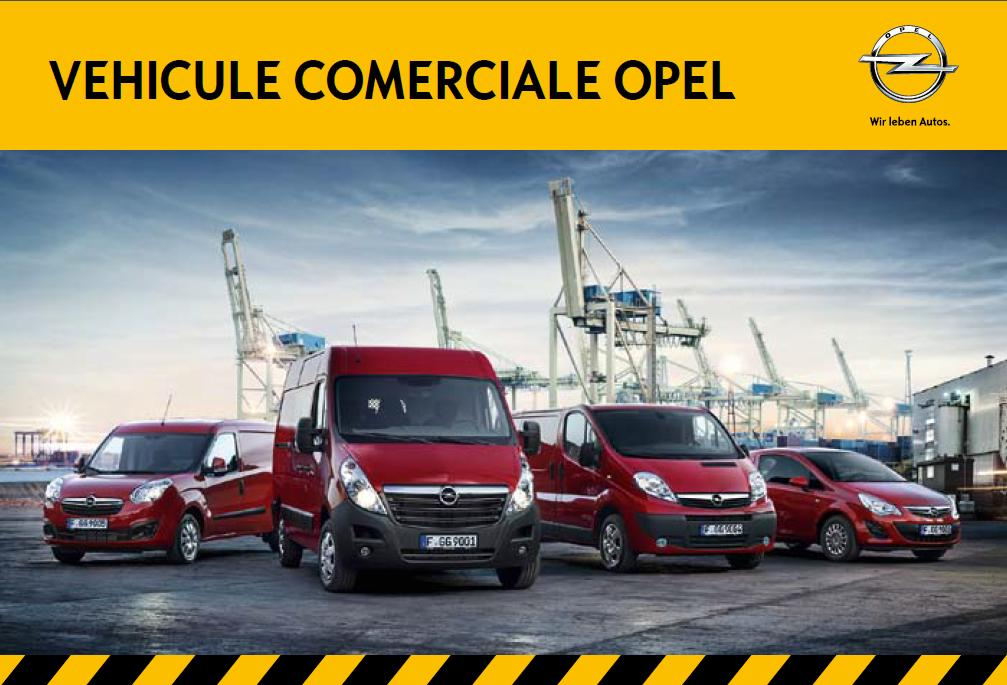 catalog vehicule comerciale opel catalog az. Black Bedroom Furniture Sets. Home Design Ideas