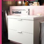 IKEA Solutii pentru Baie 2015