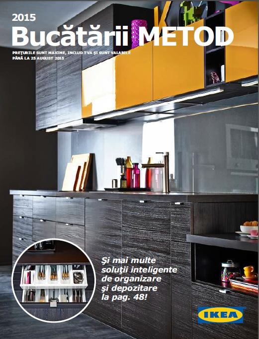 catalog ikea mobila amenajari bucatarii metod 2015 catalog az. Black Bedroom Furniture Sets. Home Design Ideas