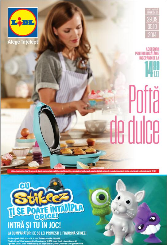 Catalog lidl 29 septembrie 05 octombrie 2014 catalog az for Cataleg lidl