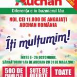 Auchan Premii Oferte si Preturi Mici Toamna 2014