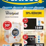 Flanco Whirlpool 26 Octombrie – 15 Noiembrie 2014