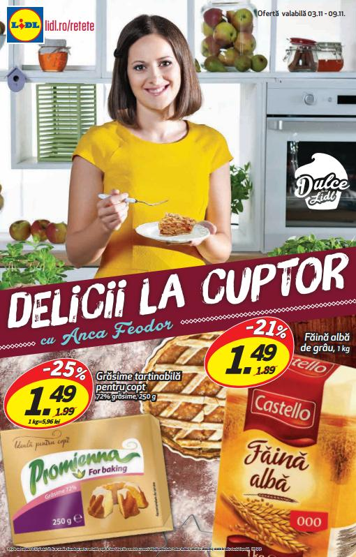 Catalog lidl oferta postala 3 9 noiembrie 2014 catalog az for Cataleg lidl