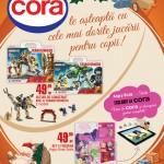 Cora Oferte la Jucarii Decembrie 2014
