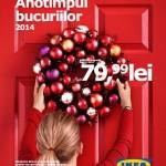 IKEA Anotimpul Bucuriilor 2015