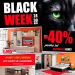 Lem's Promotii Mobilier Black Week Noiembrie 2014