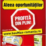 bauMax Oferte Noiembrie 2014