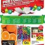 Carrefour Alimentar 17-26 Decembrie 2014