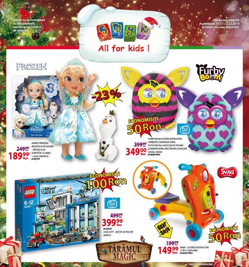 Catalog Smyk All For Kids 11-17 Decembrie 2014 - Catalog AZ