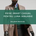 Cozacone Piese Smart Casual Barbati Ianuarie 2015