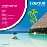 Eximtur Vacante Exotice 2014-2015