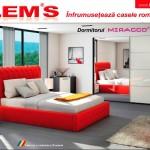 Lem's Mobila Dormitor Miracco 2015