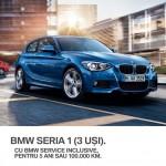 BMW Seria 1 cu 3 usi