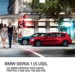 BMW Seria 1 cu 5 Usi