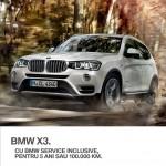 BMW X3 Preturi 2015